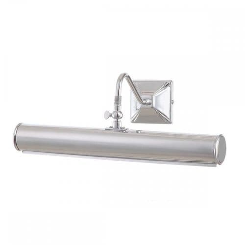 Elstead PL1/20 PC Picture Light Two Light Large Picture Light Polished Chrome